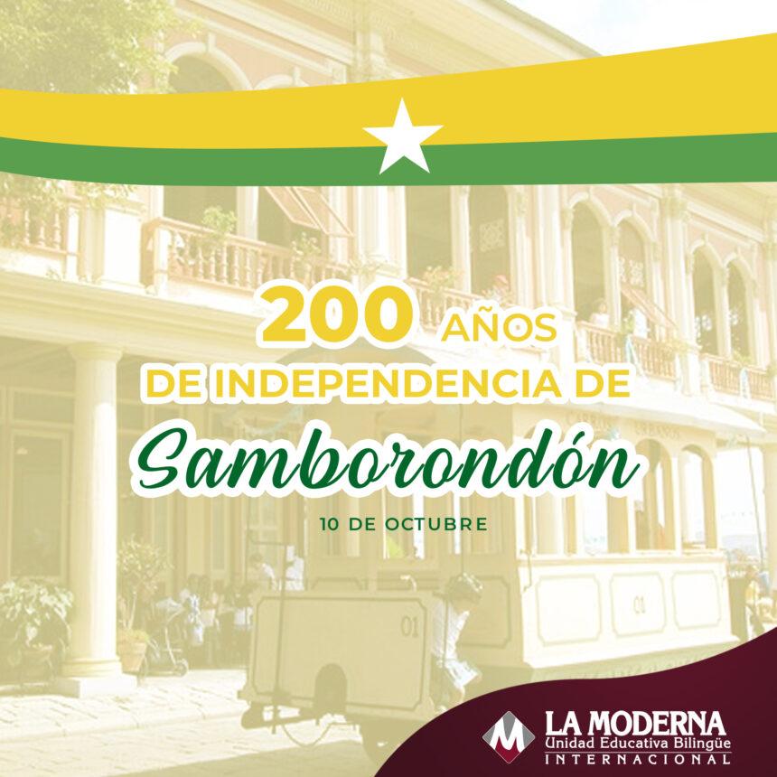 Independencia de Samborondón
